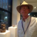 Ed Walker, sculptor