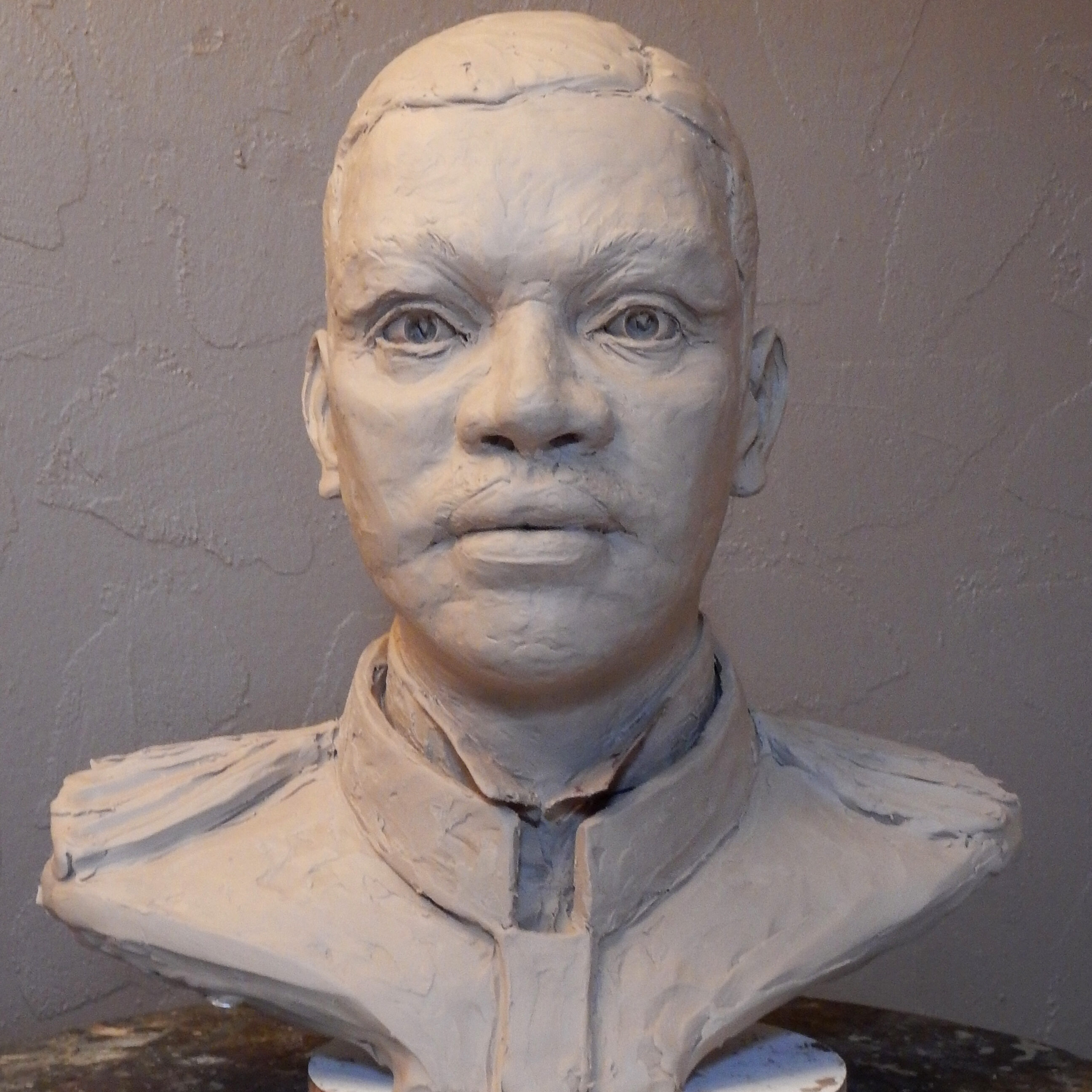 Ed Walker, sculptor