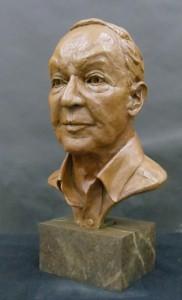 bust 2014 bronze