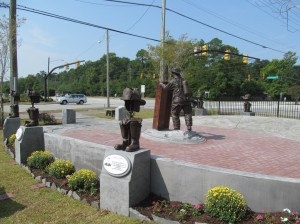 Wilmington Fallen Firefighter Memorial